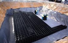 TP HCM đề xuất xây 6 hồ điều tiết ngầm