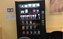 Trường ĐH lắp máy bán thuốc tránh thai khẩn cấp tự động