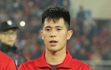 Tuyển thủ Đình Trọng và ca sĩ Noo Phước Thịnh cùng trổ tài tâng bóng trong Countdown 2019