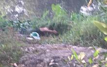 Thanh niên mặc đồ GrabBike tử vong với vết thương trên cổ