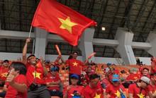 Vừa thắng Philippines, dân Việt đổ xô săn lùng vé sang Malaysia xem chung kết