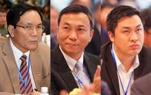 Các ông Trần Quốc Tuấn, Cao Văn Chóng và Cấn Văn Nghĩa đắc cử Phó chủ tịch VFF