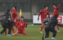 Tuyệt vời U23 Việt Nam!