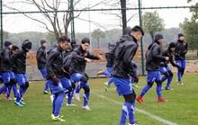 Cữ dượt cuối của U23 Việt Nam