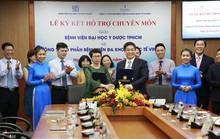 Bệnh viện Đại học Y dược TP HCM ký kết hợp tác với Bệnh viện Vinmec Nha Trang