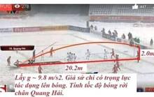 Nhiều đề thi môn Văn, Toán ăn theo U23 Việt Nam