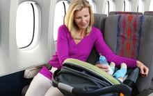Trẻ 3 tháng đi máy bay có an toàn?