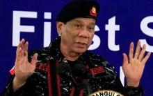 Ông Duterte thà bị xử bắn còn hơn ngồi tù