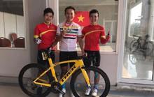 Nguyễn Thị Thật giành HCV xe đạp châu Á 2018