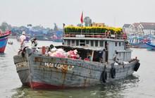 Chở Tết ra đảo Lý Sơn