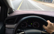 Những bí kíp lái xe an toàn ngày Tết - tài xế Việt cần nhớ