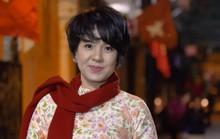 Nhà báo Diễm Quỳnh tái xuất sau 2 năm vắng bóng