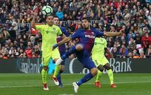 Tịt ngòi lần đầu sân nhà, Barcelona mất điểm trước Getafe