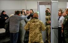 Cựu tổng thống Georgia bị đánh úp tại Kiev