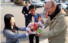 Tết vui nhất của nhà ngoại giao thể thao Park Hang Seo
