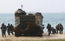 Cận cảnh Mỹ và 28 nước châu Á tập trận Hổ mang vàng