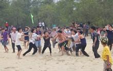 Độc đáo lễ hội cướp cù Gio Linh