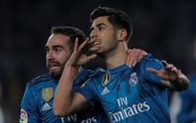Rượt đuổi tỉ số khó tin, Real Madrid thắng đẹp chủ nhà Betis