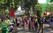 Thảo cầm viên Sài Gòn đông nghẹt khách du xuân