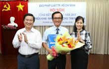 Ông Nguyễn Đức Hiển làm phó tổng biên tập Báo Pháp Luật TP HCM