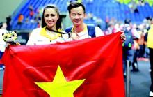 Tiên đồng ngọc nữ của thể thao Việt