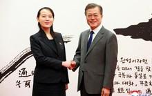 Hàn Quốc chi hơn 200.000 USD tiếp đón em gái ông Kim Jong-un