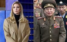 Công chúa Nhà Trắng và cựu trùm trinh sát Triều Tiên chạm mặt?