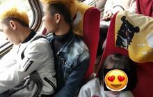 Hành động đẹp của hai thanh niên Việt đốn tim dân Đài Loan