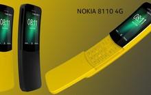 Nokia 8110 quả chuối hồi sinh