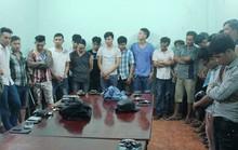 Hỗn chiến đêm giao thừa ở Biên Hòa: Khởi tố 17 bị can