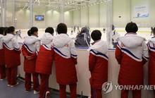 Người lạ không ai biết trong phái đoàn Triều Tiên tại Hàn Quốc