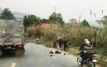Va chạm với xe tải tại dốc Cun, 2 người đi xe máy tử vong
