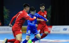Vào tứ kết, futsal Việt Nam vẫn lo