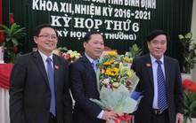 Bí thư Trung ương Đoàn được bầu phó chủ tịch tỉnh Bình Định