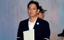 Thái tử Samsung bất ngờ được trả tự do