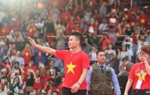 Phá cổng chào tình, tiền trước tuyển U23 Việt Nam