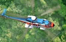 Xin tạm nhập máy bay trực thăng để đại tu rồi tái xuất