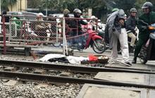 Tàu hỏa tông chết người đàn ông trước công viên Thống Nhất