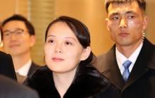 Em gái ông Kim Jong-un đến, Hàn Quốc truyền hình trực tiếp