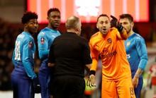 Arsenal thua sốc CLB Hạng nhất ở Cúp FA
