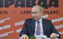 Tổng thống Putin bất ngờ khen ông Kim Jong-un cao tay