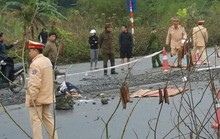 Ô tô tông 5 công nhân đang thi công trên đường tử vong