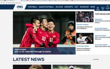 Báo chí quốc tế ca ngợi tinh thần thép U23 Việt Nam