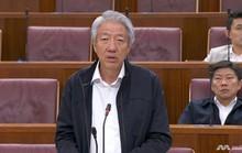 """Singapore """"đóng băng"""" mức lương của bộ trưởng"""
