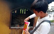 Vẫn vô tư đốt vàng mã ở chùa dù có khuyến cáo không đốt