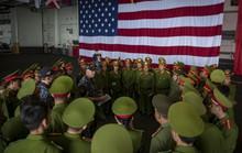 Chuyến thăm Việt Nam của tàu sân bay qua góc nhìn của Hải quân Mỹ