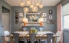 10 mẹo nhỏ giúp lựa chọn đèn trang trí bàn ăn hoàn hảo