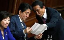 Bê bối đất công trở lại ám Thủ tướng Nhật