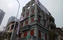 Cưỡng chế phần xây trái phép biệt thự gia đình ông Nguyễn Thanh Hóa