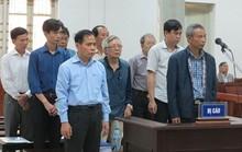 Vụ 18 lần vỡ đường ống nước sông Đà: Các bị cáo nhận án thấp hơn đề nghị của VKS
